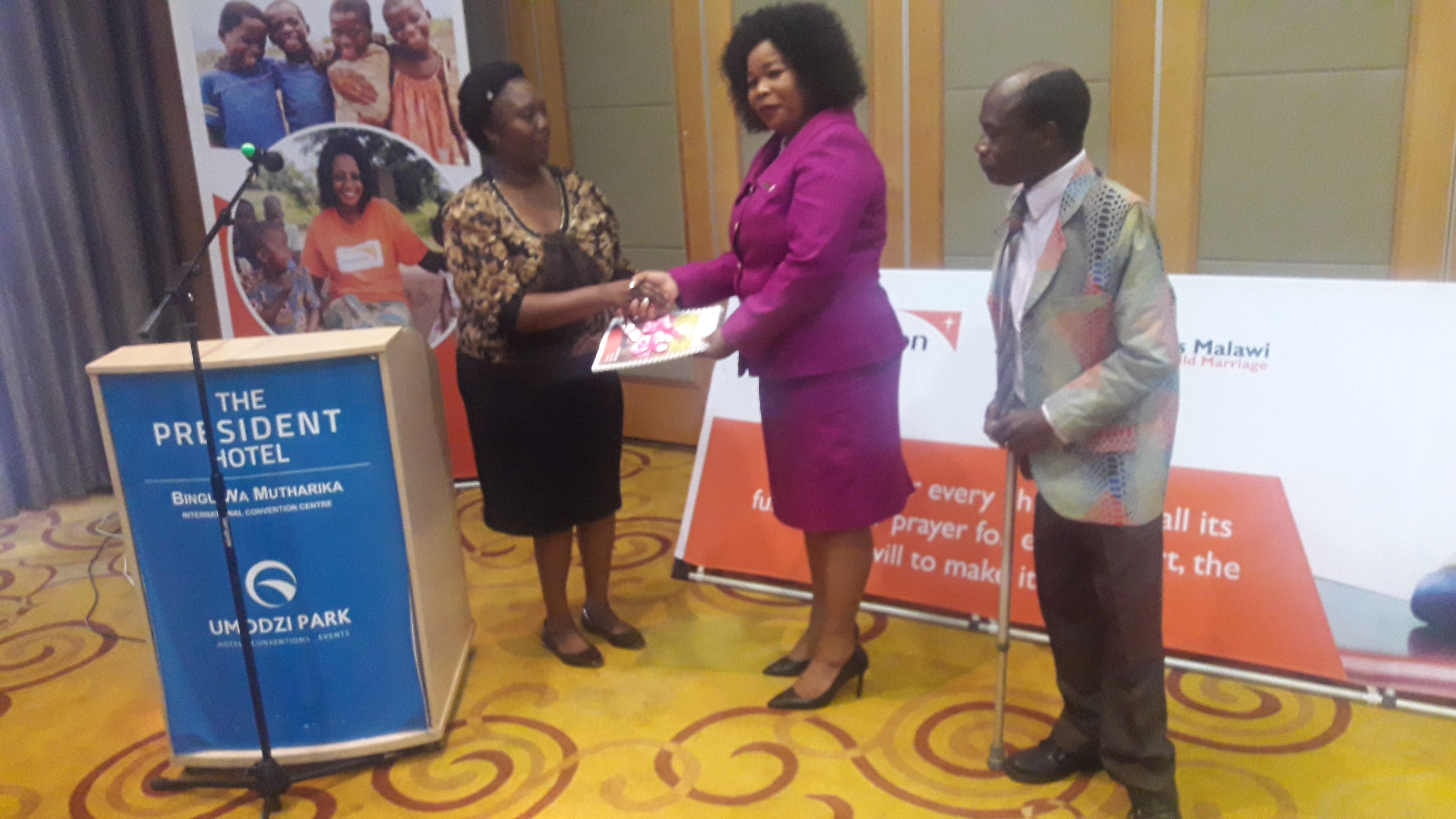 Child rights report says Malawi lacks structures and services for children welfare