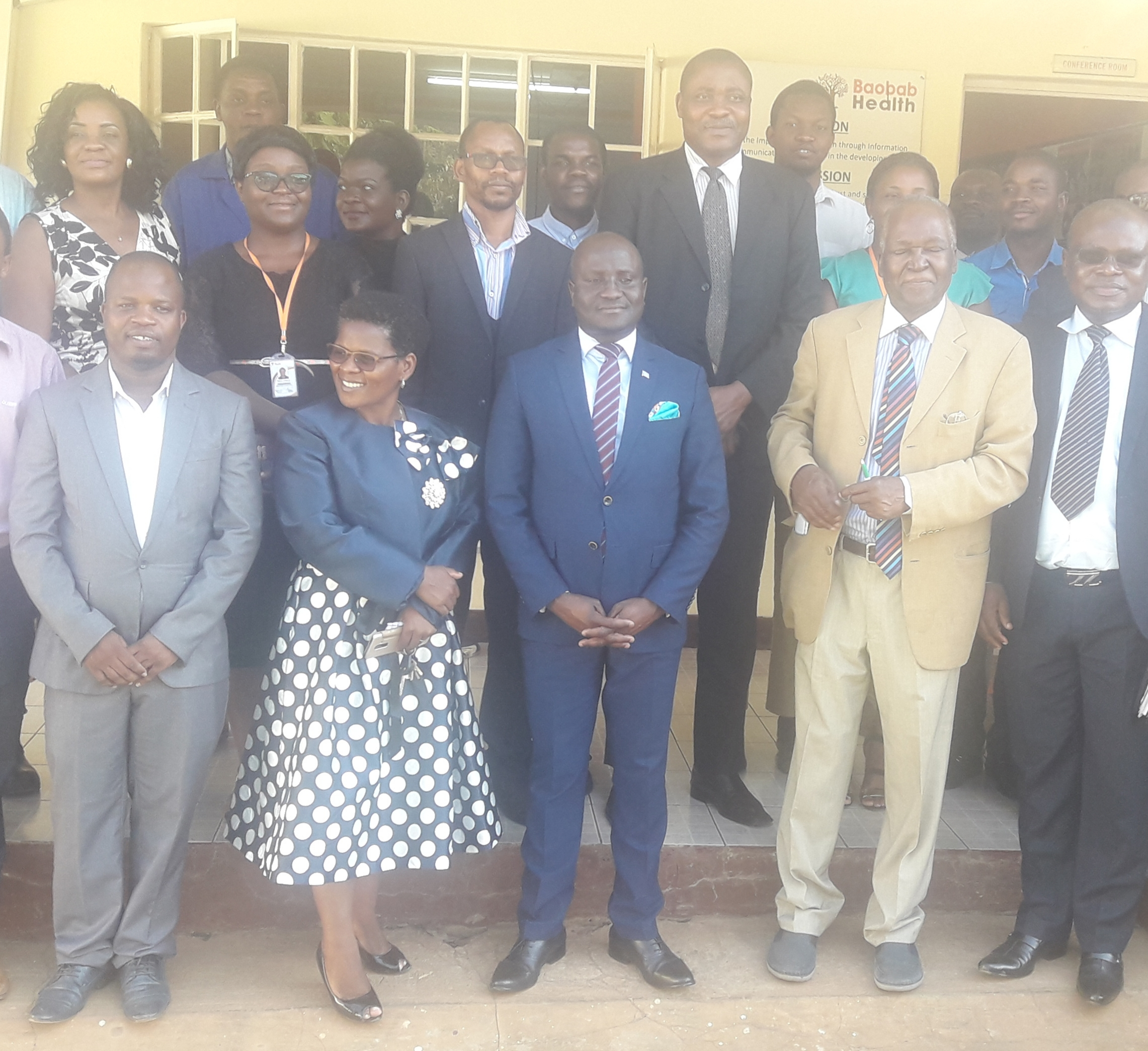 Baobab Health Trust beamons shortage of ICT experts in Public