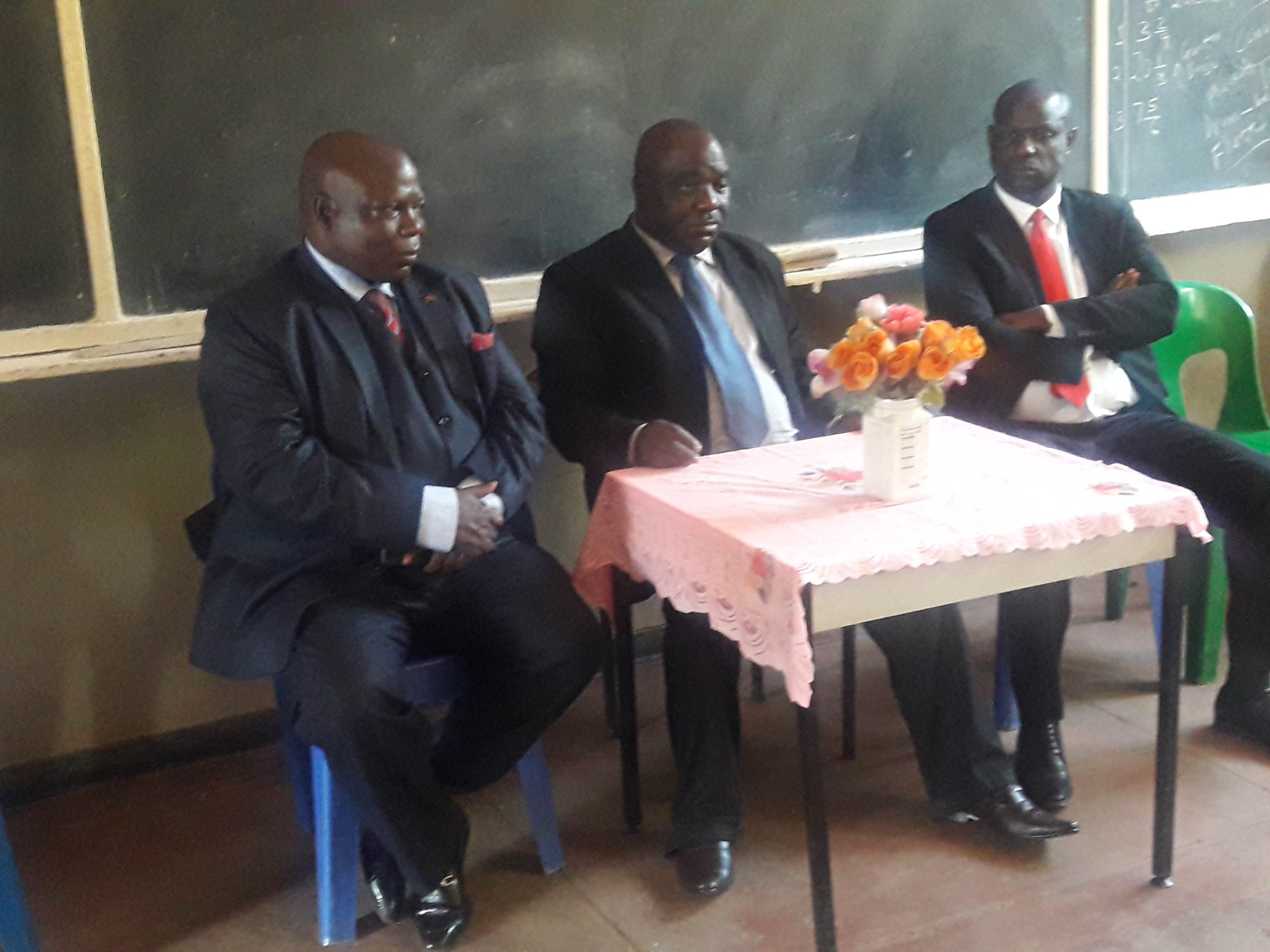 Govt says Livimbo Primary and Secondary schools not sold