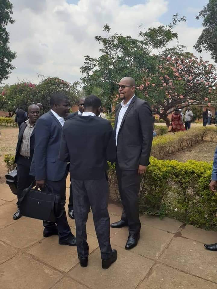 Chief witness Suleman demonstrates how MEC deleted data in the system to impose Mutharika