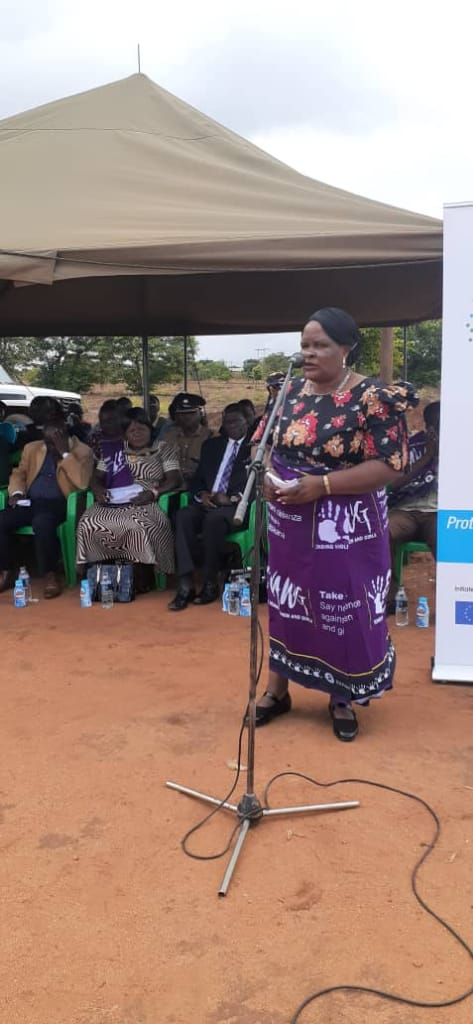 Chief Kayembe accuse village heads over GBV