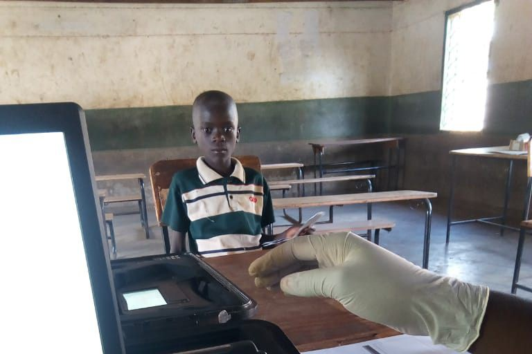 NICE condemns registration of minors as voters