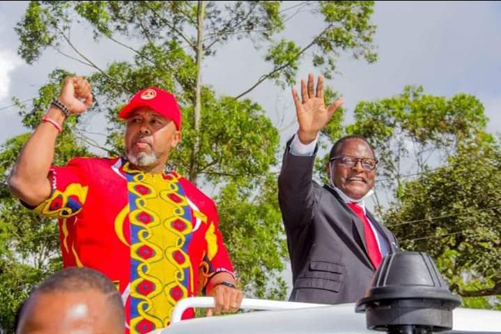 Chakwera calls Tonse partners not to defeat evil with evil