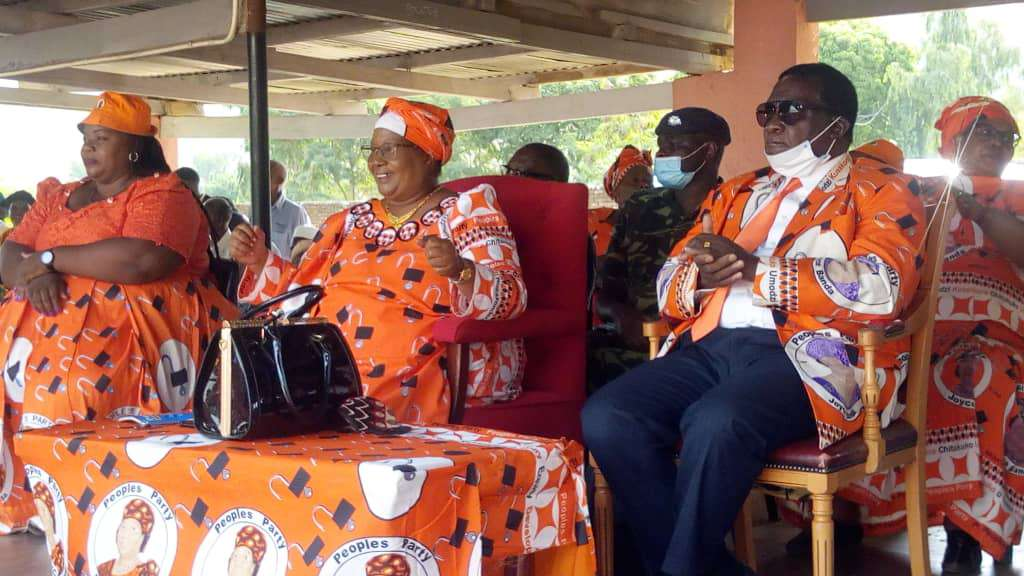 JB drums up Chakwera support at home