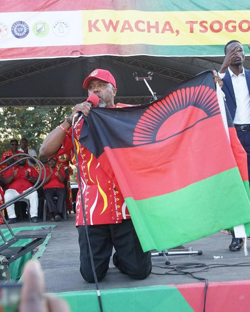 Let Malawi be a nation governed by law-Chilima