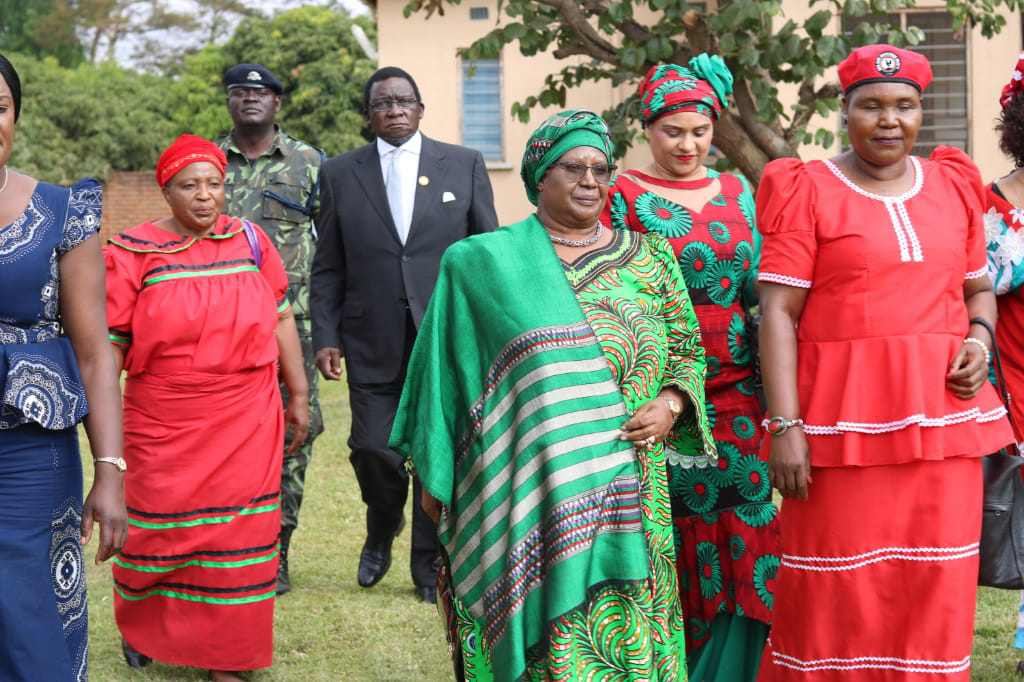 JB leads in fundraising for Chakwera women campaign