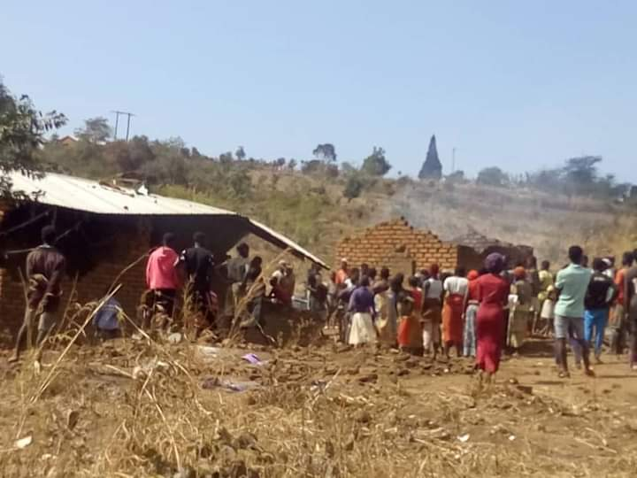 Witchcraft practices earns houses set ablaze in Dowa