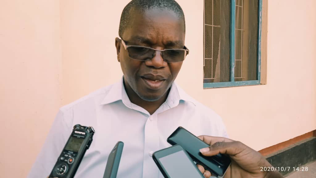 Nsanje health personnel urged to be professional