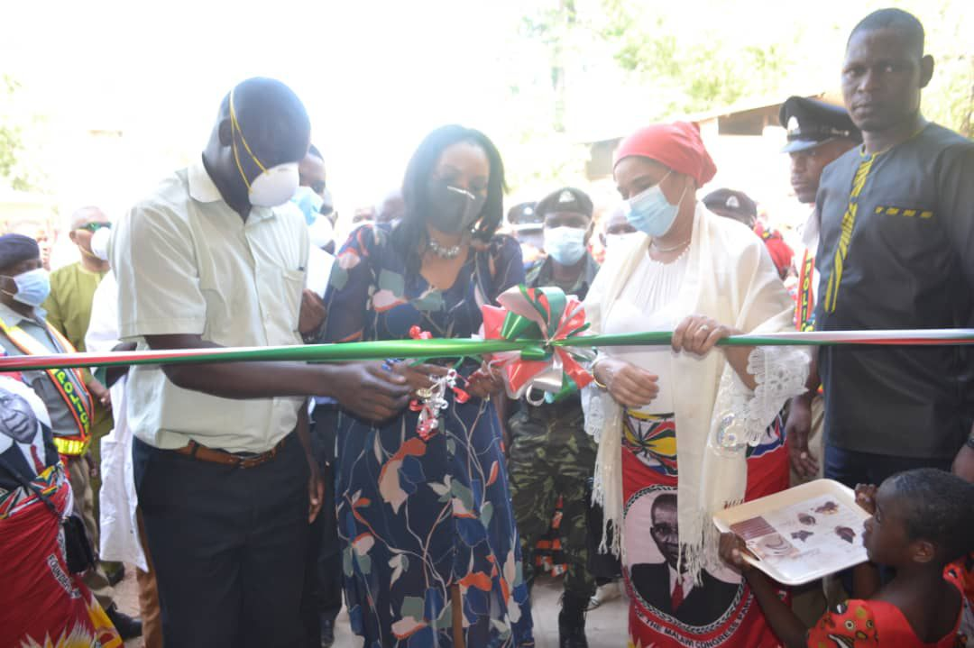 The first of its kind: Deputy Minister Abida Mia MP uses her CDF for mortuary project