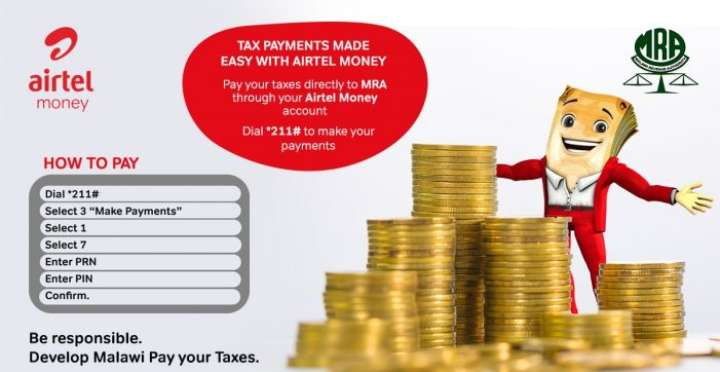 Airtel Partners MRA For Electronic Tax transactions