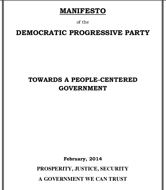 Research faults political party manifestos for lacking social protection