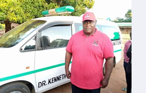 Meet political hit spin Doctor Ken Zikhale Ng'oma