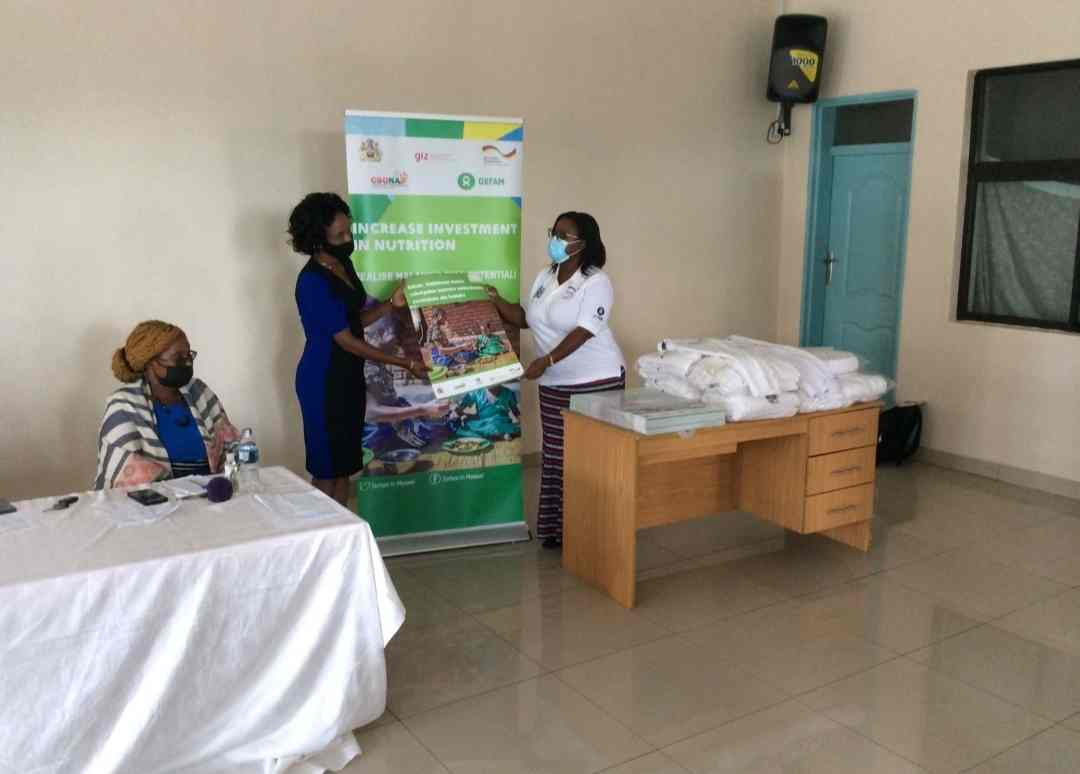 Oxfam for increased resource allocation to Nutrition Sector