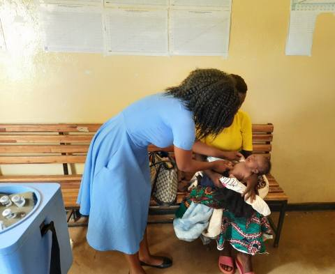 Health experts want Malaria vaccine roll country wide