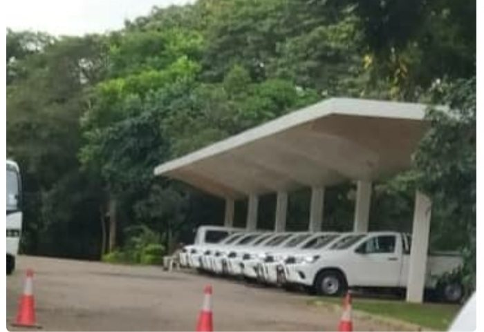 MCP buys brand new party vehicles with clean money