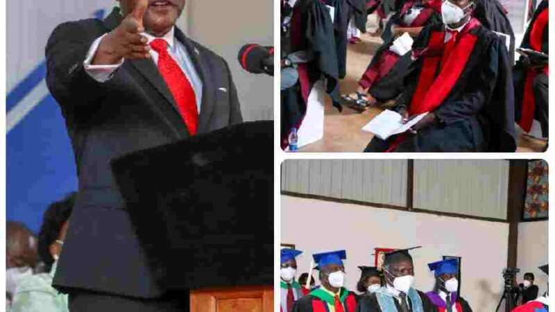 Malawi needs new breed of graduates