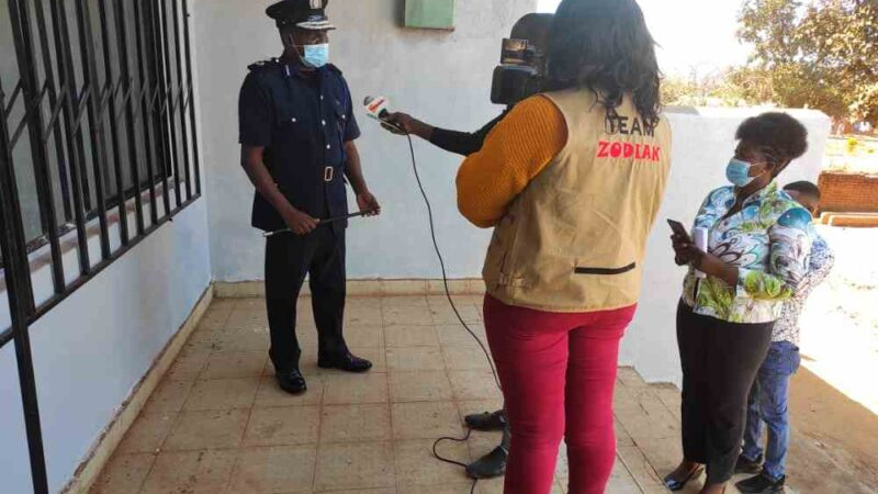 Newly constructed Police unit excites Commissioner CWR