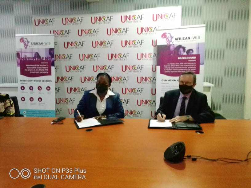 Unicaf University Partners with African Women in Business (WIB) to Provide Guaranteed Scholarships